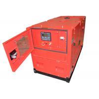 China Single phase denyo Silent Generator Set / Laidong 10kva genset for sale