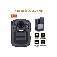 Wholesale Remote Control Security Body Camera Ip67 Water Proof With 1296P IR LED Light from china suppliers