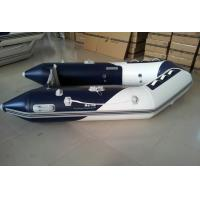 China 2015 new design Hypalon/PVC inflatable boat for sale-Air deck floor on sale