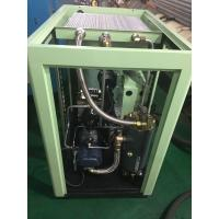 China Vertical Two Stage Portable Air Compressor / Screw Drive Air Compressor on sale