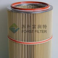 Wholesale FORST Flame Retardant Material Dust Collector Air Filter Cartridge Supplier from china suppliers