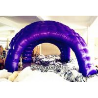 Wholesale 5m Purple Pvc Spider Tent, Inflatable Dome for Outdoor Advertisement from china suppliers