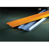 Wooden Grain Aluminum False Ceiling , Soundproof Ceiling Tiles Easy Install for sale