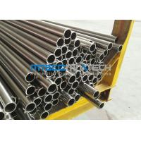 Wholesale Bright Annealed Tubing ASTM A269 25.4mm x 2.11 mm , Seamless Stainless Steel Tube from china suppliers
