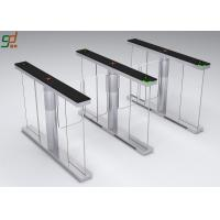 Wholesale Tempered Glass Baffles security barriers and gates 8  Pairs IR Sensor from china suppliers