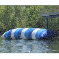 Wholesale Exicting Inflatable Water Toys Custom Water Blob Jumping Pillow from china suppliers