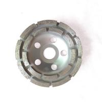 Wholesale Double Row Stone Diamond Tools For Fast Grinding, Rough Deburring And Shaping from china suppliers