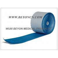 Wholesale Breathable Blue Cohesive Foam Bandages For Ankles Wrists Hands Protection from china suppliers