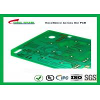 Wholesale FR4 2.4MM Double Sided PCB Countersunk Hole, Communication Equipment PCB with RoHS from china suppliers