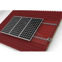 Buy cheap Pitched Roof Solar Panel Roof Mounting Systems Good Apperance from wholesalers