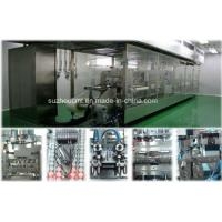 China Non PVC Medical Engineering Projects Soft Transfusion Bag Production Line High Speed on sale