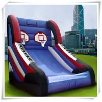 Wholesale Competitive Shooting Stars Inflatable Basketball Hoop Shoot Game from china suppliers