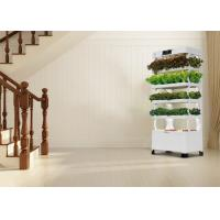 Wholesale Mobile Smart Hydroponics System , Efficient Vertical Hydroponic Grow System from china suppliers