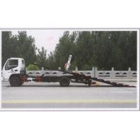 Wholesale 4x2 6TIRES EuroII 3-5tons Light Duty Wrecker Tow Truck For Broke Car Drag & Transfer With Cummims Engine from china suppliers