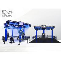 Wholesale Manufacturer VR CS Arcade Games Gun Shooting Range Simulator VR Space For VR Theme Park from china suppliers