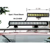 Wholesale Aluminum Housing 60W Led Work Lamps No UV Off Road Cree Led Light Bar from china suppliers