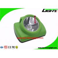 Wholesale High Lumen 232 Cordless Cap Lamp , Miners Helmet Light  With Magnetic USB Charging from china suppliers