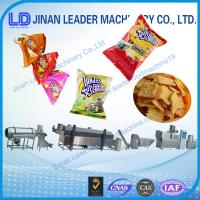 Wholesale Expanded Puffing Grain Corn Rice Snack Stick Making Machine from china suppliers