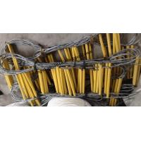 Wholesale Two-section fiberglass ladders,Fiberglass insulating splice ladder from china suppliers