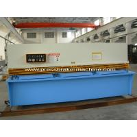 Buy cheap Manual Hydraulic Shearing Machine Metal Cutting Shear With 3.2m Blade from Wholesalers