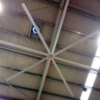 China AWF49 Large Outdoor Ceiling Fans , High Volume Low Speed Industrial Fans on sale