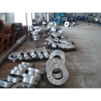 Wholesale inconel 2.4668 forging ring shaft from china suppliers