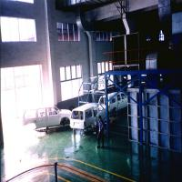 China Line Painting Machine Automobile Painting Booth / Baking Room / Drying Oven on sale