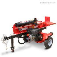 Wholesale Vertical / Horizontal 50T Fluid Pressure Firewood Log Splitter Gasoline Engine from china suppliers