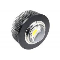 Buy cheap Cree cxb3590 3500k cd bin 100w cxb 3590 cob grow light with ideal holder ,180mm heat sink from wholesalers