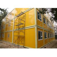 Cost Effective And Galvanized Three Storeys Demountable Container Building For Beijing Children Hospital for sale