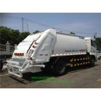 Wholesale Carbon Steel Hydraulic Compactor Garbage Truck Sinotruk Howo 5 To 16 Cbm Hydraulic from china suppliers