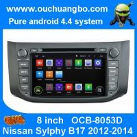 Wholesale Ouchuangbo Car Navi Multimedia System for Nissan Sylphy /B17 2012-2014 Android 4.4 GPS Nav from china suppliers