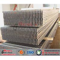 hot dipped galvanised serrated grating