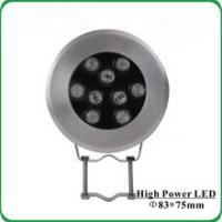 Wholesale IP68 Stainless Steel Underwater Spot Light Garden Water Fountain from china suppliers