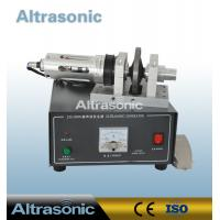 Wholesale 800w 35Khz Weld Polyester Fabric Ultrasonic Attachment for Edge Trimming / Joining from china suppliers