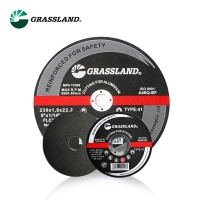 Wholesale 4 Inch 60 Grit Aluminium Oxide Abrasive Cut Off Wheel from china suppliers
