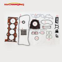 Wholesale DURATEC-HE CJBA FOR FORD ECOSPORT OR MONDEO III 2.0 Engine Rebuilding Kits Full Set 8LG1-10-271 50235400 from china suppliers