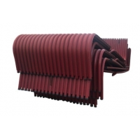 Wholesale Waste Heat Recovery Boiler Rust Proof Membrane Water Wall Panel from china suppliers