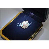 Buy cheap LED Display Luxury Jewellery Packaging Boxes Automatic Switching While Open And from wholesalers