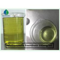 Injectable Anabolic Steroids Methenolone Enanthate 100mg / ml For Bodybuilding for sale