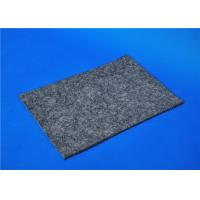 Wholesale Dark Grey Non Woven Polyester Felt Fabric Waterproof Industrial for Mattresses from china suppliers