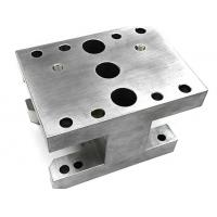 Wholesale PDF DWG CNC Machined Components Aluminium Auto Spare Parts Custom Design from china suppliers