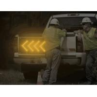 Buy cheap Alu. Traffic Arrow Boards Workzone Supper Bright LED Lighted Arrow Sign from wholesalers