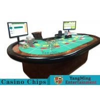 Wholesale Intelligent Laser Poker Chips With RFID Control , Rectangular Poker Chips from china suppliers
