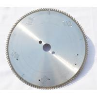 Wholesale TCT Circular Saw Blades For Wood Cutting / Aluminum Profile Cutting from china suppliers