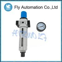 Wholesale Fully Automatic Air Compressor Filter Regulator Silver Color Metal Bowl Guard from china suppliers