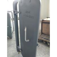 Buy cheap Steel Material Marine Weathertight Single-leaf Quick Action Steel Doors from Wholesalers