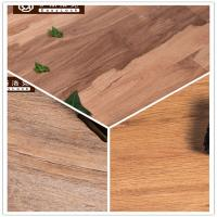 Wholesale 3W Avoid Glue/Interlocking/Environmental Protection/Home DecK/Wood Grain PVC Floor(6-8mm) from china suppliers
