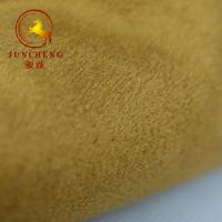 Buy cheap 200gsm heavy Soft hand feel double faced Weft knitted suede fabric from wholesalers
