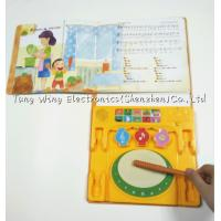 Wholesale Music drum toy Drum , Intellectual Funny Nursery Rhyme Play A Sound Book from china suppliers